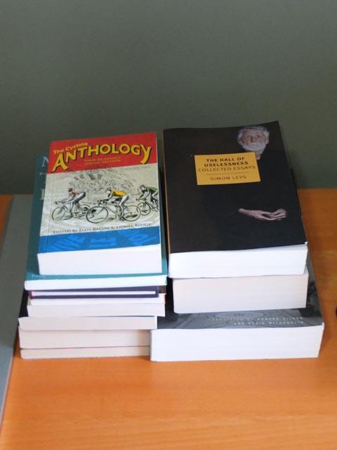 unread books